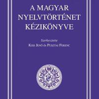Egy rég várt nyelvészeti monográfia