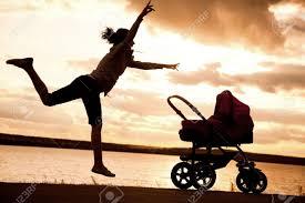 futás előnyei és hátrányai szülés után, futás babakocsival