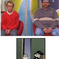 Apa és fia a Balázs Showban! szerinted hasonlít? :)