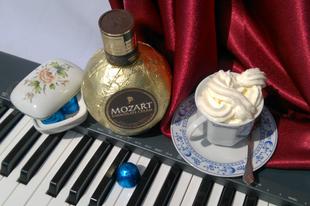 Rock me Amadeus! Mozart Gold Likőr