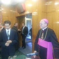 Szakadár püspök látogatott Magyarországra
