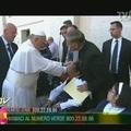 Ördögöt űzött-e Ferenc pápa?