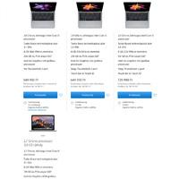 Itt vannak az új MacBook Prók magyar árai