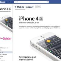 Holnapután már osztják a sorszámokat az iPhone 4S-hez