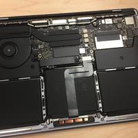 Az új MacBook: az SSD upgrade-elhető, 16 giga RAM-nál nem tud többet