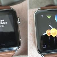 Nemsokára így köszönt majd fel az Apple Watch