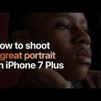 Mini oktatófilmeket készített az Apple, hogyan fotózz iPhone 7-tel