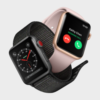 microLED kijelzőkkel turbózhatja fel az Apple a jövő Watch-ait