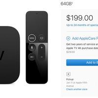Az új AppleTV 4K-hoz nehezebb hozzájutni, mint az iPhone X-hez