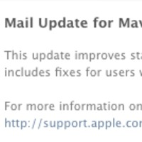 Itt a Mail update