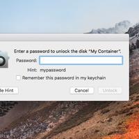 Máris itt a macOS High Sierra első biztonsági frissítése