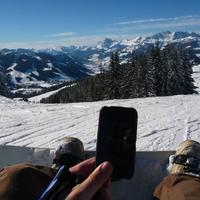 Utazó iPhone: Saint Gervais