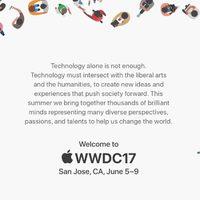 WWDC 2017: június 5-9, San José