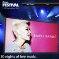 Szeptemberben indul az iTunes Festival