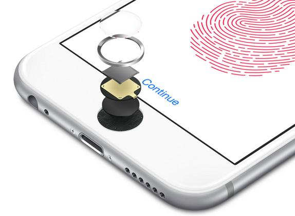 Szenved az Apple a kijelzbe ptett Touch ID-vel