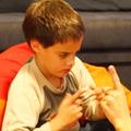 Gesztusok használata és az utánzás tanulása - Játék és kapcsolat Balázzsal 6. rész