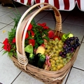 Szombat hajnalban, a piacon a helyem...- Nyári fejtettbab leves