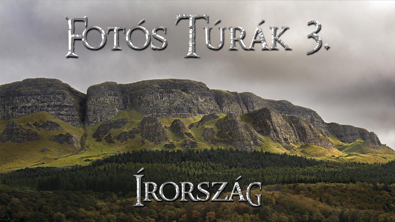 Írország ezer arca és a Trónok Harca helyszínei