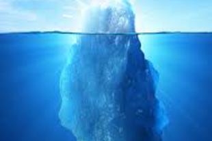A jéghegy és az ő csúcsai...