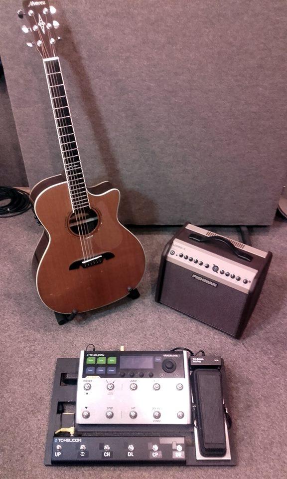 Akusztikus setup
