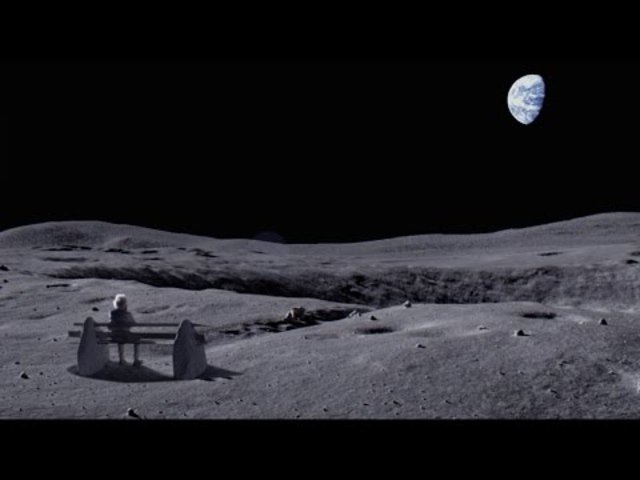 A bácsi a Holdon és az akasztott ember