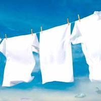 A fehér mosás illatos titkai