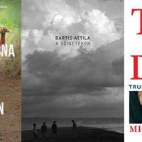 Változatos könyvek jelennek meg márciusban
