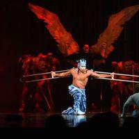 Három nap alatt öt Cirque de Soleil előadás Budapesten