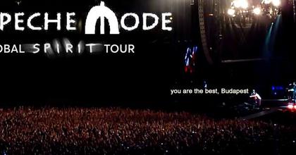 Hamarosan Budapestre érkezik a Depeche Mode