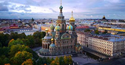 Indul a Wizz Air Szentpétervárra