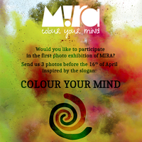 Mira! fotópályázat – Colour your mind!