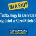 Mi a FaQ? – Kérdések és válaszok a népszavazásról - 8. rész