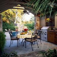Nyári konyha egyszerűtől a luxusig
