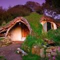 Ökotudatos hobbit ház egymillióból