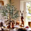 18 inspiráció a karácsonyi asztalhoz