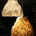 IKEA sufnituning: Melodi lámpa filckabátban