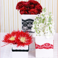 Filléres asztali dekor Valentin napra