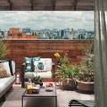 Dzsungel a tetőn brazil módra