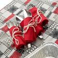 Vasárnapi asztal: vörös és fekete