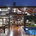 Kertes ház brazil módra