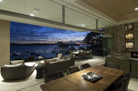 Living-Room-with-Beach-View-at-Modern-Waterfront-House-Design-by-Bruce-Stafford-Architects-700x464.jpg