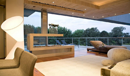 Second-Floor-Living-Space-Design-at-Impressive-Glass-House-in-Johannesburg-South-Africa-700x413.jpg