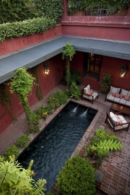 Coppola argentin b v helye artinterior for El jardin escondido