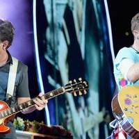 Michael J. Fox fellépett a Coldplay-jel