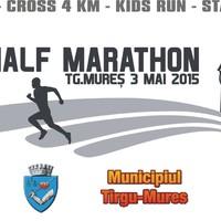 MURES HALFMARATHON 03.05.2015