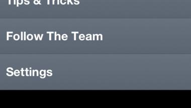 Clear - forradalmi feladatlista kezelő iPhone-ra.