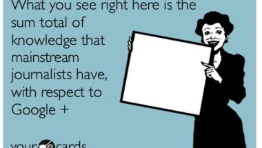 A Google+ szar, mert fogalmam sincs róla mire való
