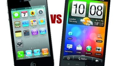 Szubjektív kritika: HTC Desire HD vs. iPhone 4