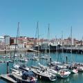 Élhető kikötőváros az Atlanti-óceán partján: Gijón