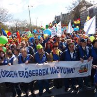 Fogy a türelem - interjú a szakszervezetek.hu oldalról